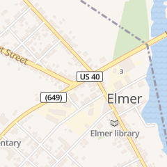 Directions for Fred Harz and Son in Elmer, NJ 26 Chestnut St