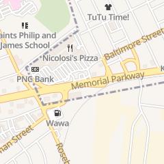 Directions for Elegant Nail in Phillipsburg, NJ 755 Memorial Pkwy Ste 3