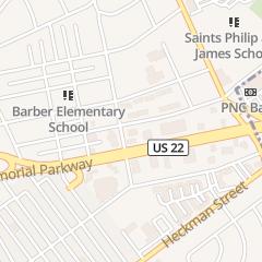 Directions for Krakus Deli in Phillipsburg, NJ 600 Elder Ave