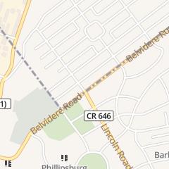 Directions for Russo Arthur J in Phillipsburg, NJ 633 Belvidere Rd