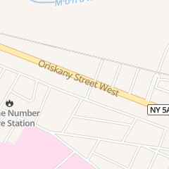 Directions for Patio Drive-In in Utica, NY 1401 Oriskany St W