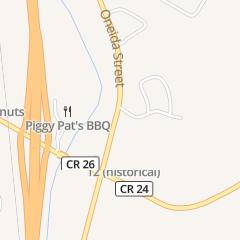 Directions for McDonald's Restaurant in New Hartford, NY 3918 Oneida St