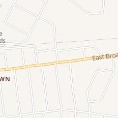 Directions for SANDRA GIBSON in Gibbstown, NJ 7 E Broad St Ste 1