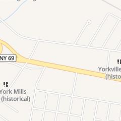 Directions for Omega Pie llc in Yorkville, NY 700 Oriskany Blvd