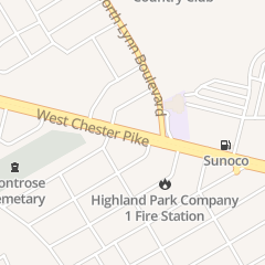 Directions for Napoli Pizza & Pasta in Upper Darby, PA 8445 W Chester Pike