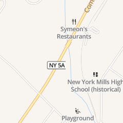 Directions for Nice N Easy Grocery Shoppe in New York Mills, NY 4862 Commercial Dr