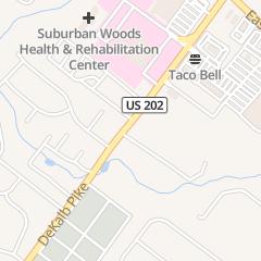 Directions for Via Veneto Pizza in Norristown, PA 2668 Dekalb Pike
