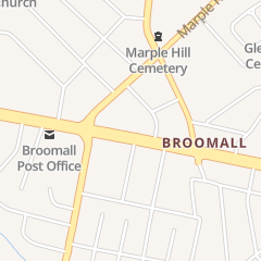 Directions for Tamed Hair in Broomall, PA 2541 W Chester Pike