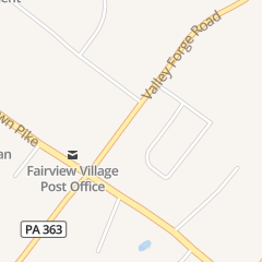 Directions for Advanced Termite and Pest Control in Norristown, PA 1022 Valley Forge Rd