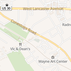 Directions for Italian American Club in Wayne, PA 301 W Wayne Ave