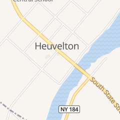 Directions for Lea's Diner llc in Heuvelton, NY 90 State St