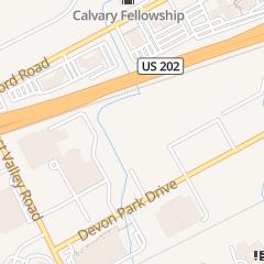 Directions for Internet Capital Group in Wayne, PA 435 Devon Park Dr Ste 500