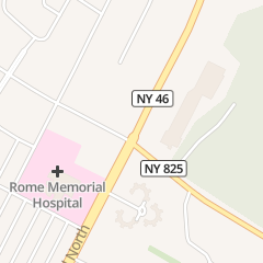 Directions for Mcdonald's Restaurant in Rome, NY 1707 Black River Blvd N