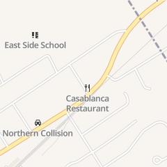 Directions for CASABLANCA RESTAURANT KITCHEN RESRVTNS in GOUVERNEUR, NY 413 E MAIN ST