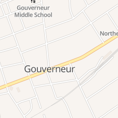 Directions for Alvin H Bregman Dr Oral Surgn in Gouverneur, NY 209 E Main St