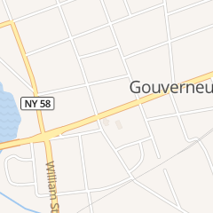 Directions for Allstate Insurance Agency in Gouverneur, NY 109 E Main St