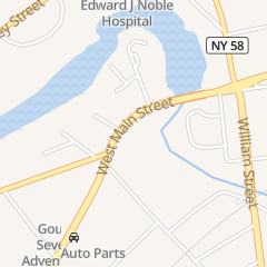 Directions for Alcoholism Substance Abuse Svces in Gouverneur, NY 99 W Main St