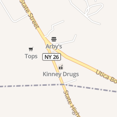 Directions for Mcdonald's Restaurant in Lowville, NY 7397 Utica Blvd