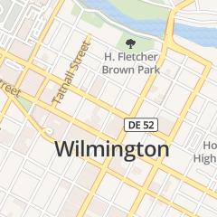 Directions for Urban Cafe in Wilmington, DE 1201 N Market St Ste 110