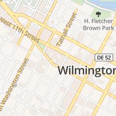Directions for Cafe Mezzanotte in Wilmington, DE 1007 N Orange St