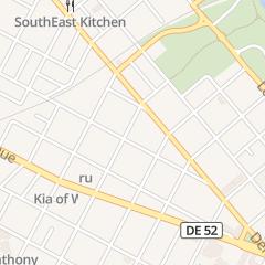 Directions for Eeffoc Cafe in Wilmington, DE 1428 N Clayton St