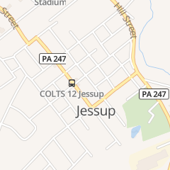 Directions for Albini-Howanitz Cynthia in Jessup, PA 1003 Church St