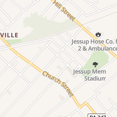 Directions for Adams 2nd Ave in Jessup, PA 309 2nd Ave