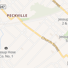 Directions for Petrini's Pasta Products Inc in Jessup, PA 400 Church St