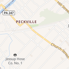 Directions for Chiropractor Wellness in Jessup, PA 220 Church St
