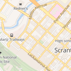 Directions for Ron's Cafe in Scranton, PA 31 Spruce St