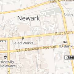 Directions for Calios in Newark, DE 93 E Main St