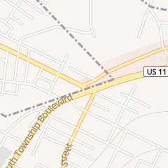 Directions for R & M Collision & Auto Service in Pittston, PA 316 William St