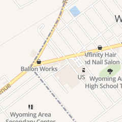Directions for Allstate - Financial Services in Wyoming, PA 887 Wyoming Ave Ste 4