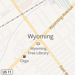 Directions for Pavement Inc in Wyoming, PA 10 W 8th St