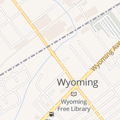 Directions for 8th Street Family Chiropractic Center in Wyoming, PA 131 W 8th St