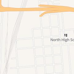 Directions for House Of Reardon in Binghamton, NY 25 Grant St