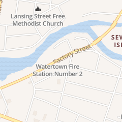 Directions for Kicker's Lounge in Watertown, NY 498 Factory St