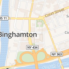 Directions for State of New York in Binghamton, NY 44 Hawley St Rm 1707
