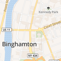 Directions for J T's Tavern in Binghamton, NY 9698 State St