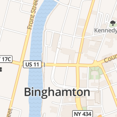 Directions for Subway Development of Central NY in Binghamton, NY 168 Water St Ste 5r