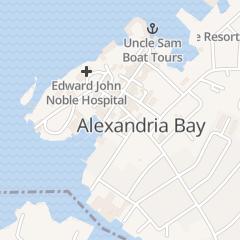 Directions for Chez Paris Restaurant in Alexandria Bay, NY 24 Church St