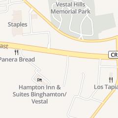 Directions for Panda Chinese Restaurant in Vestal, NY 3748 Vestal Pkwy E