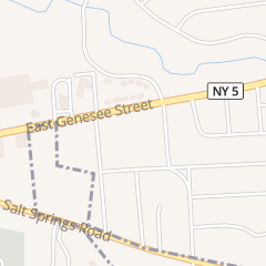 Directions for F I S H in Fayetteville, NY 584 E Genesee St
