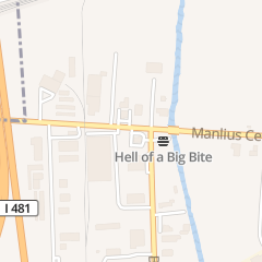 Directions for JD's Fish N' Grill in East Syracuse, NY 6812 Manlius Center Rd