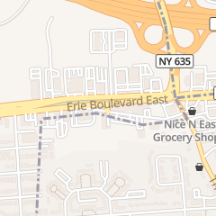 Directions for Fins and Tails Seafood Store in Syracuse, NY 3012 Erie Blvd E