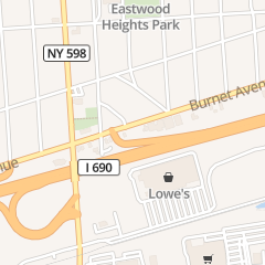 Directions for Budget Truck Rental in Syracuse, NY 2500 Burnet Ave