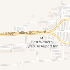 Directions for Middle Ages Restaurant in Syracuse, NY 1000 Col Eileen Collins Blvd