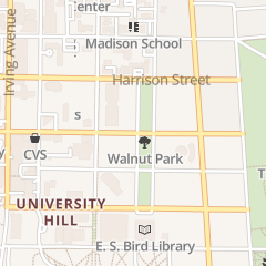 Directions for Syracuse University - Counseling Center in Syracuse, NY 200 Walnut Pl