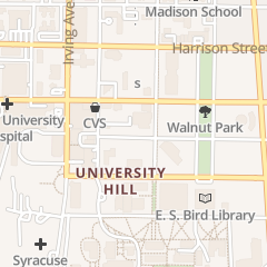 Directions for Student's Choice Market in Syracuse, NY 161 Marshall St