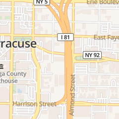 Directions for Crouse Hospital in Syracuse, NY 600 E Genesee St Ste 230